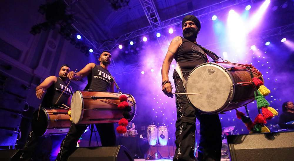 Dhol Foundation complete debut North American tour