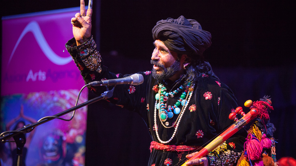 Sufi musician Sain Zahoor in triumphant UK tour