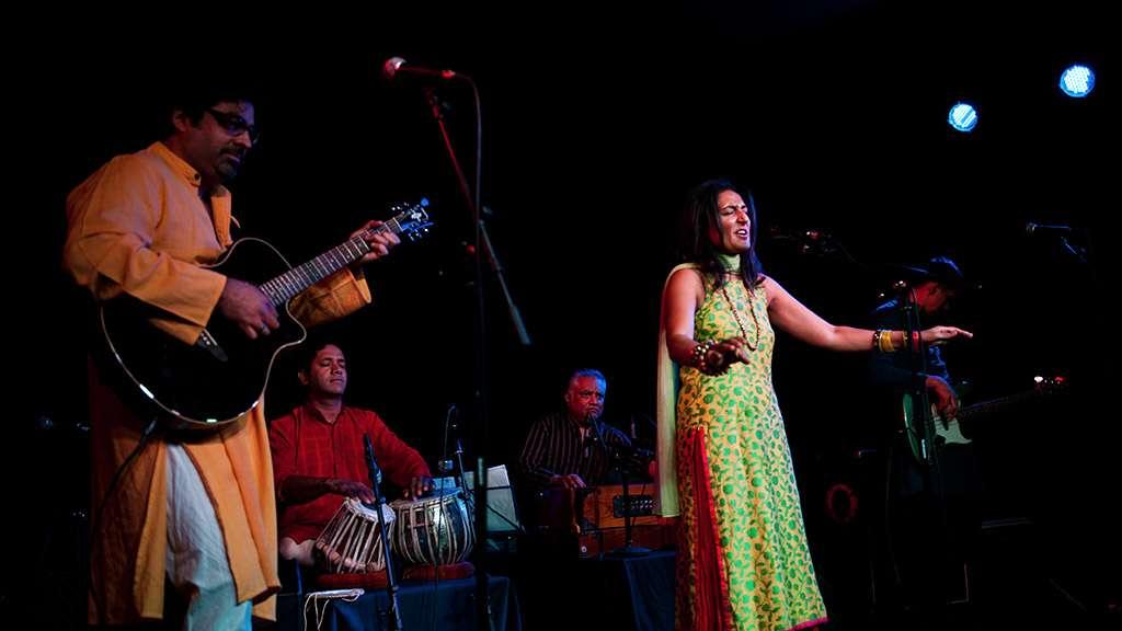 Kiran Ahluwalia Tour Dates