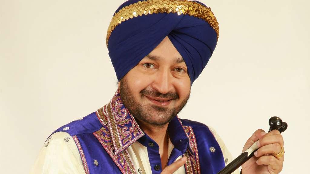 Malkit Singh at St George's, Bristol