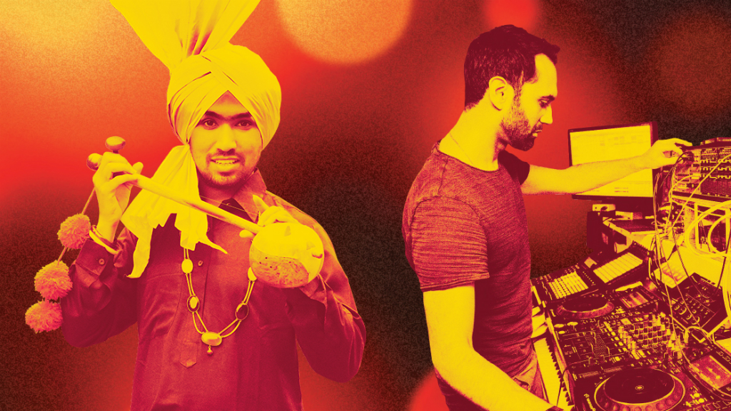 Punjabtronix - UK Tour