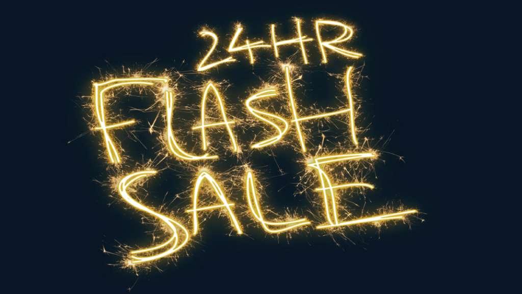 Arts Flash Sale image