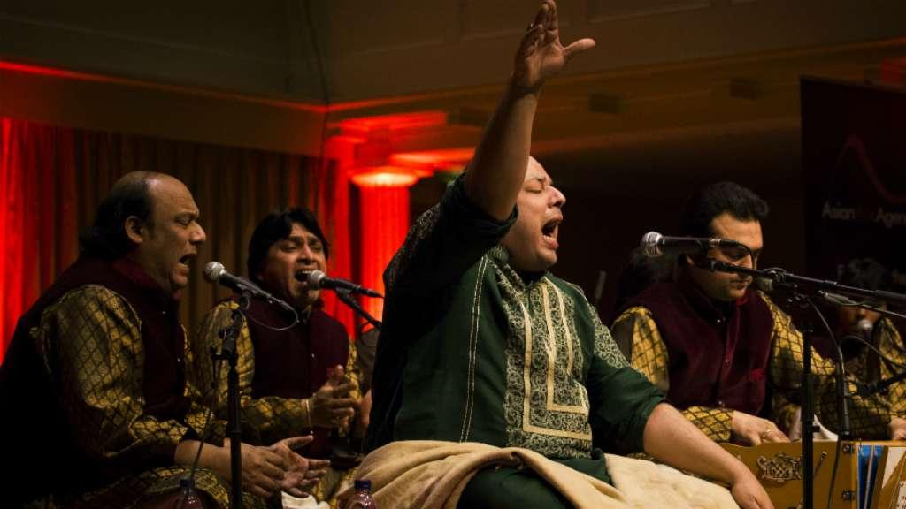 Rizwan-Muazzam UK tour at St George's Bristol
