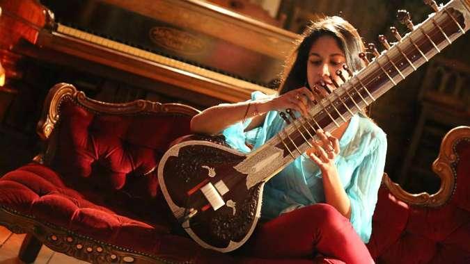 Shama Rahman concert image
