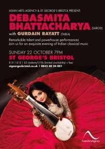 Debasmita Bhattachraya Flyer Image