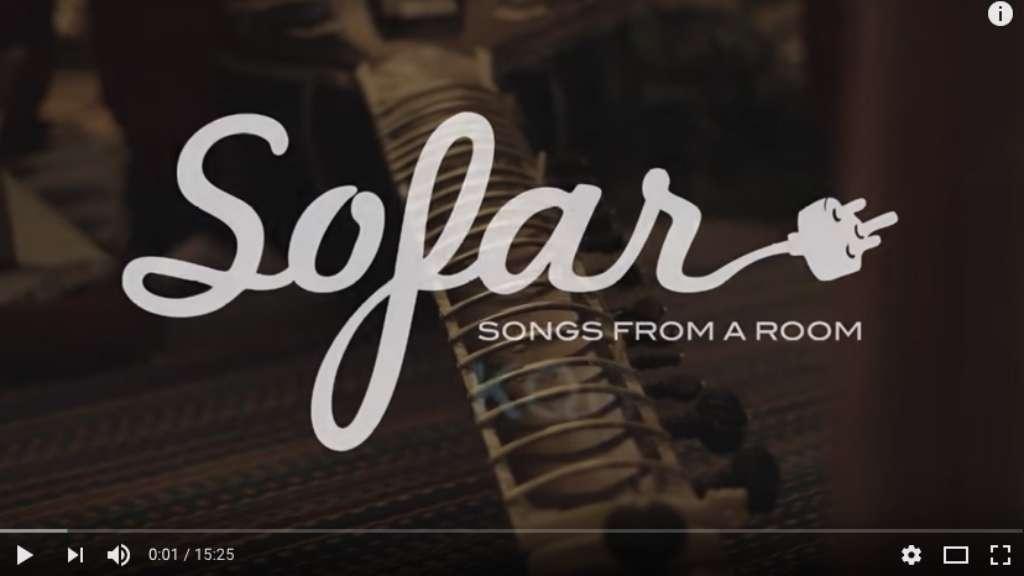 Roopa Panesar Sofar Sounds