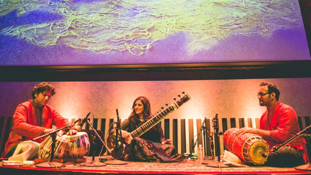 Roopa Panesar - performing at Lincoln Center - September 2017
