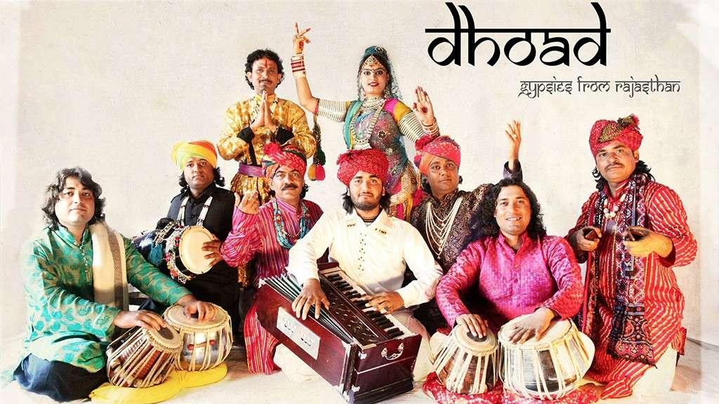 Dhoad Gypsies of Rajasthan image