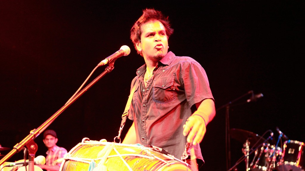 Red Baraat image
