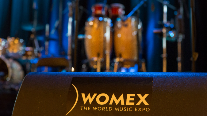 Asian Arts Agency at Womex