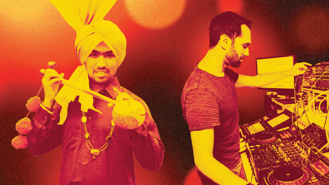 Punjabtronix UK Tour dates image