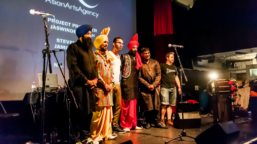 Debut PunjabTronix tour live image
