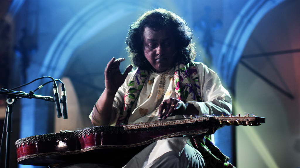 Debashish Bhattacharya UK & European Tour