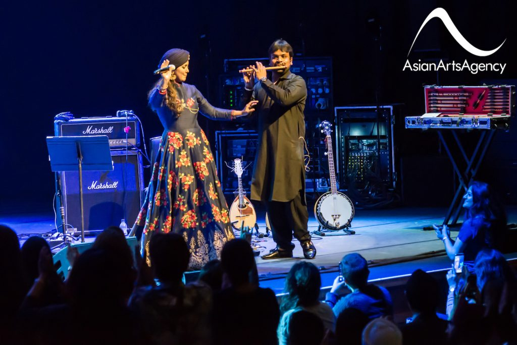 Harshdeep Kaur UK Tour 2018 | Harshdeep Kaur performing live on stage