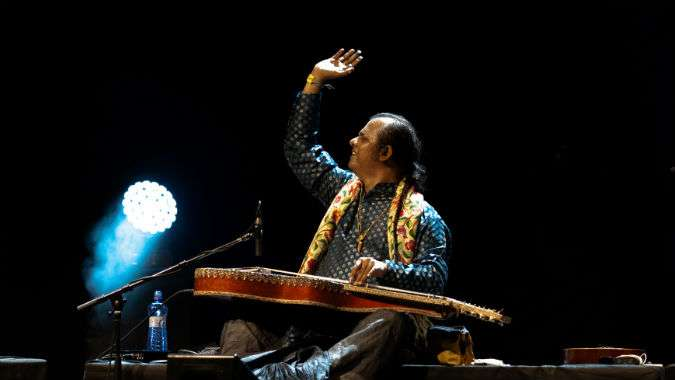 Debashish Bhattacharya North American Tour