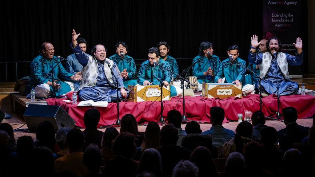 Successful UK tour with Sufi maestros