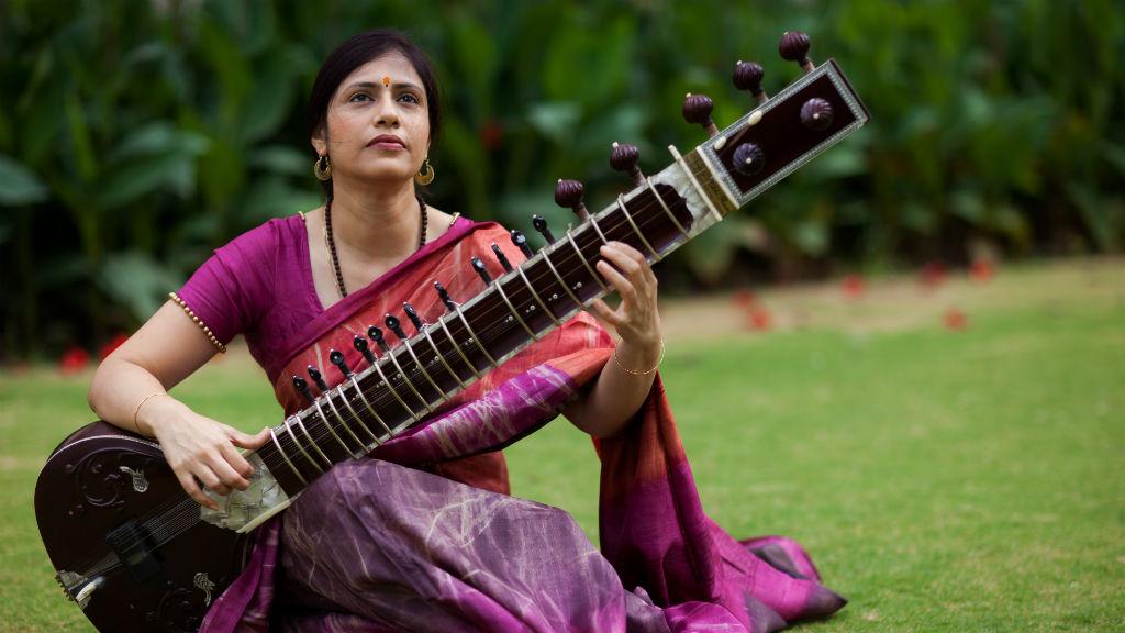 Soulful sitar with Anupama Bhagwat