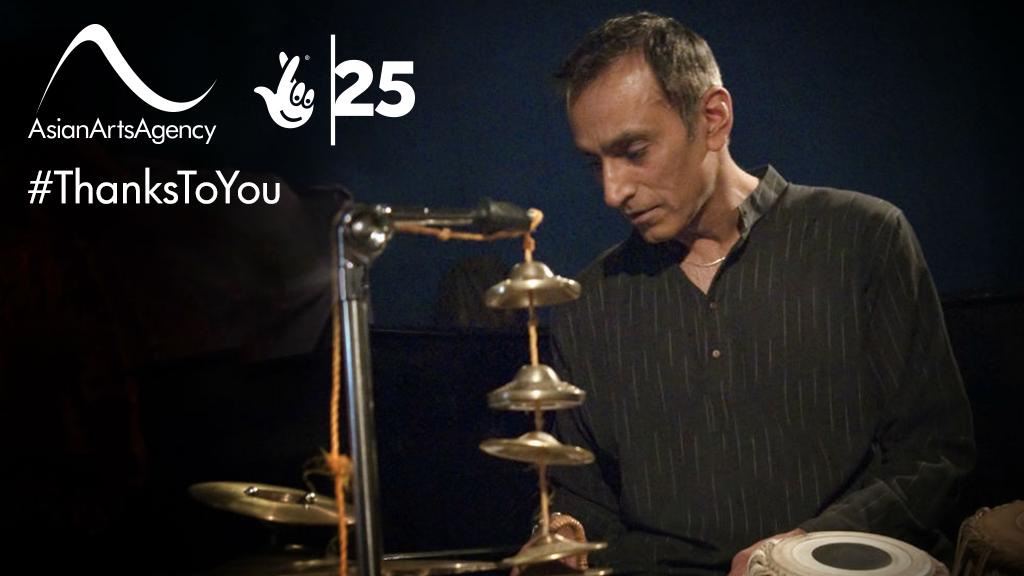 #ThanksToYou campaign - Kuljit Bhamra image