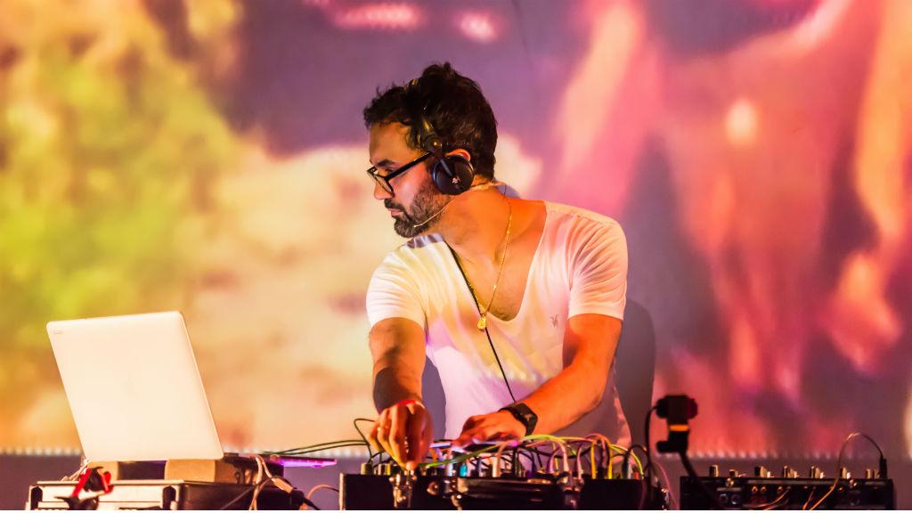 DJ Swami live image
