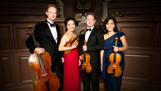 Villiers Quartet image