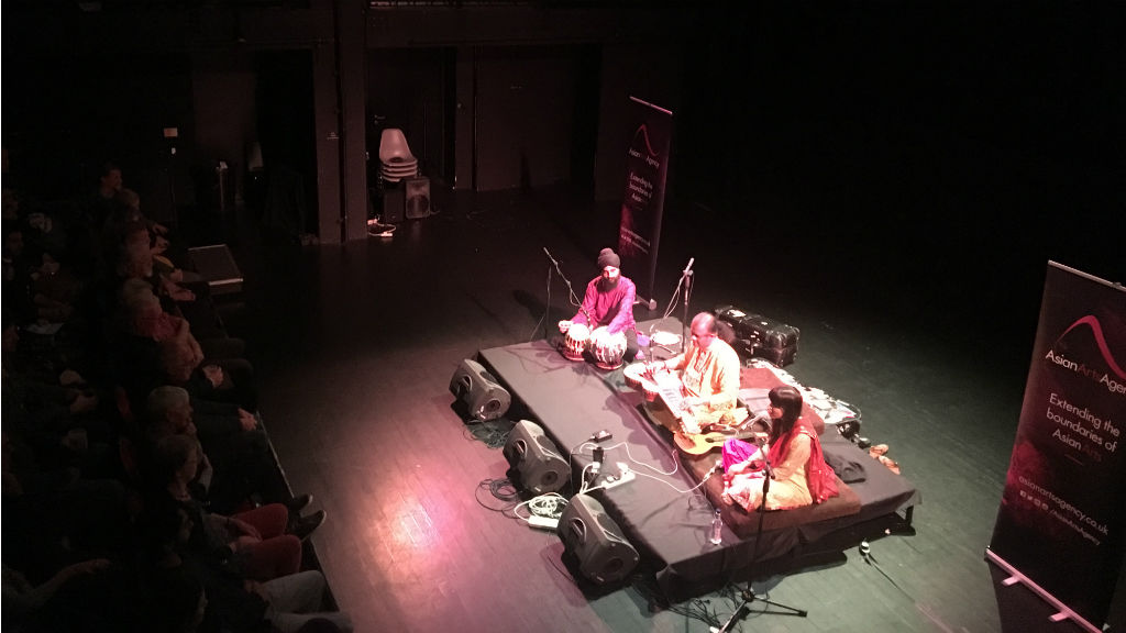 Debashish Bhattacharya Trio at Arnolfini Bristol